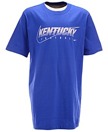 Big Boys Kentucky Wildcats Cotton Facility T-Shirt