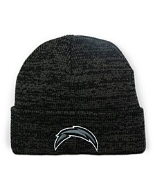 Los Angeles Chargers Brain Freeze Cuff Knit Hat