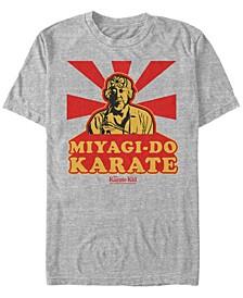 Men's Mr. Miyagi-Do Short Sleeve T- shirt