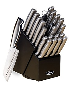 Baldwyn 22 Piece Cutlery Block Set