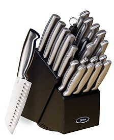 Baldwyn 22 Piece Cutlery Block Set