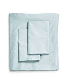 420 TC Supima Sheet Set with Hem Stitch, Queen