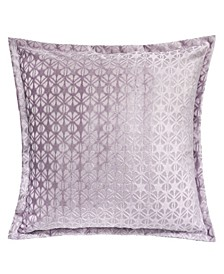 Isabella Jacquard Throw Pillow, Faya