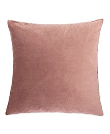 Skylar Velvet Square Decorative Throw Pillow