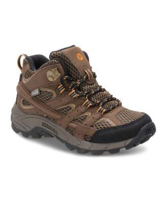 Merrell Moab 2 Mid Waterproof Boot Kids