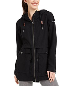 West Bluff Hooded Jacket