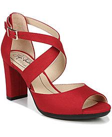 LifeStride Allison Strappy Dress Sandals
