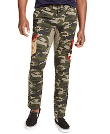 Men's Surplus Camo Cargo Pants, Created for Macy's