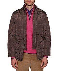 Men's Classic Quilted Jacket