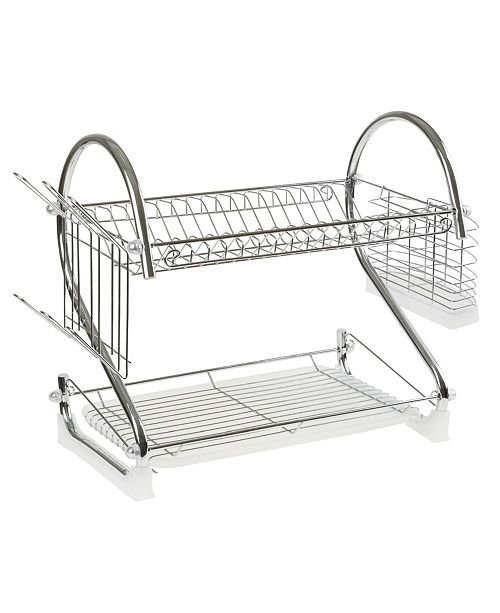 Chef Buddy Chrome Dish Drying Rack