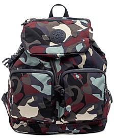 Elijah Camo Backpack