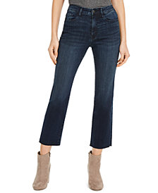 Numero Cropped Mid-Rise Jeans