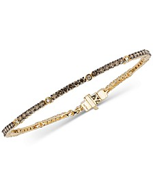 Chocolatier® Diamond Tennis Bracelet (2-1/2 ct. t.w.) in 14k Gold