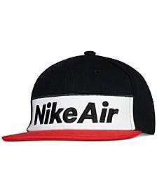 Little Boys Air Flat Brim Snap-Back Cap