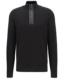 BOSS Men's Zemat Regular-Fit Sweater