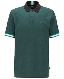 BOSS Men's Parlay 60 Regular-Fit Polo Shirt