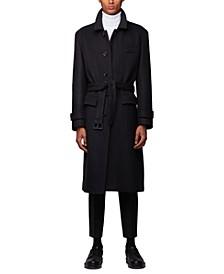 BOSS Men's Relaxed-Fit Coat