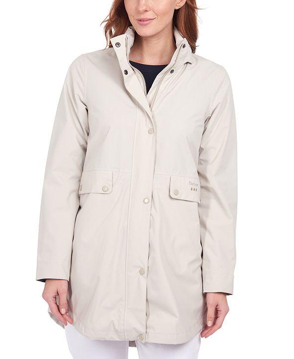 Barbour Katafront Waterproof Concealed Hood Jacket