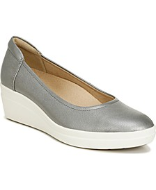 Susan Slip-on Wedges