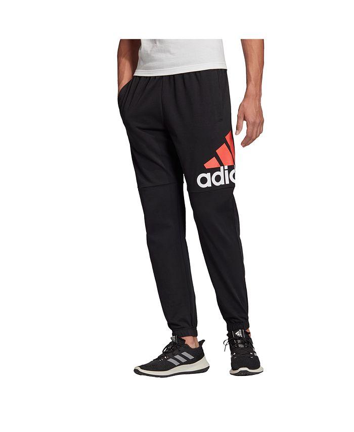 adidas Men's Essential Jersey Pants & Reviews - Activewear - Men ...