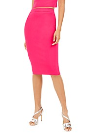 Bodycon Sweater Skirt, Created For Macy's