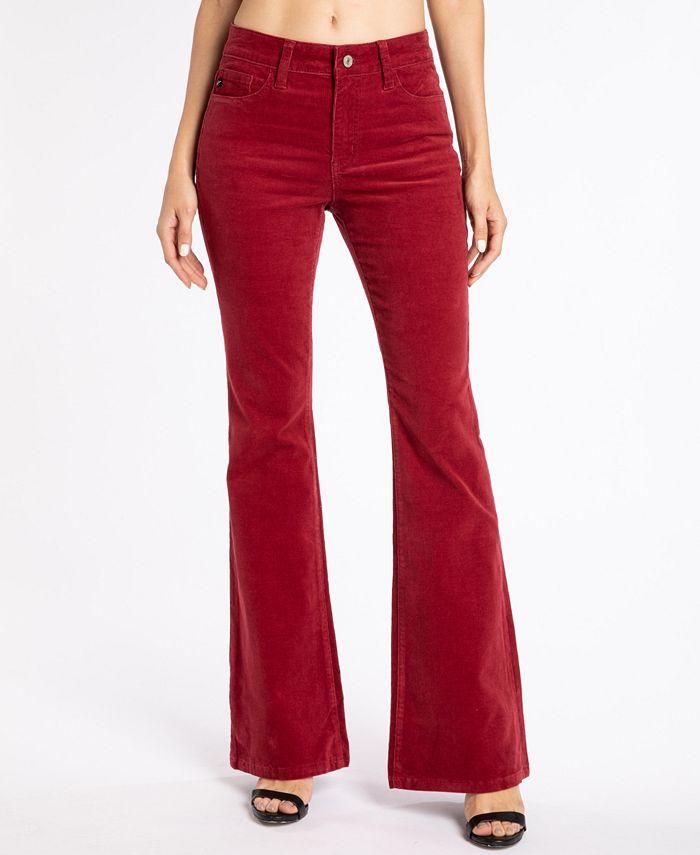 Kancan High Rise Corduroy Skinny Flare Reviews Jeans Juniors Macy S