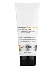 Advanced Face Lotion Moisturizer For Men 3.4 FL.OZ
