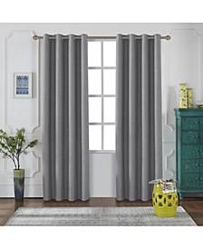 """Venus Room Darkening Curtain, 54"""" L x 54"""" W"""