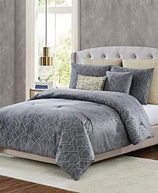 5th Avenue Lux Madison 7-Piece King Bedding Set