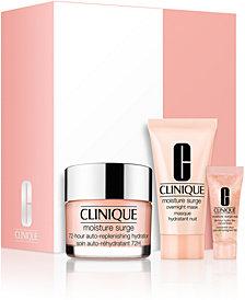 Clinique 3-Pc. Skincare Specialists Set - 72 Hour Hydration