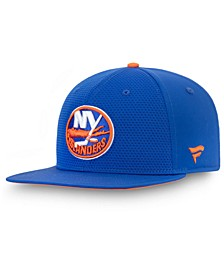 New York Islanders Authentic Pro Rinkside Snapback Cap