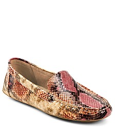 Bleeker Slip-On Flat Loafers