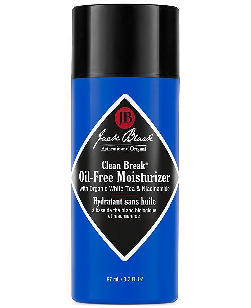 Jack Black Oil-Free Moisturizer, 3.3 oz.