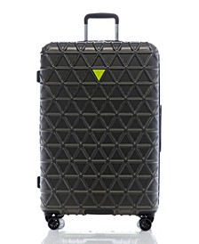 "Fashion Travel Le Disko 28"" Hardside Check-In Spinner"