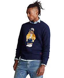 Polo Ralph Lauren Men's CP-93 Bear Sweater
