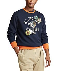 Men's Fleece Graphic Sweatshirt