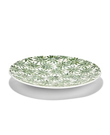 Daisy Mother of Pearl Decorative Platter