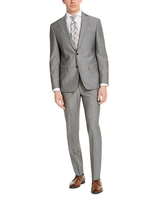 DKNY Men's Slim-Fit Stretch Suit Separates