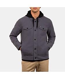 Men's Hooded Truck Stop Jacket