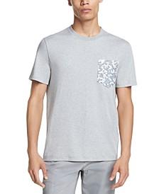 Men's Camo-Pocket Supima Cotton T-Shirt
