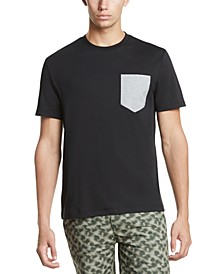 Men's Contrast Pocket Supima Cotton T-Shirt