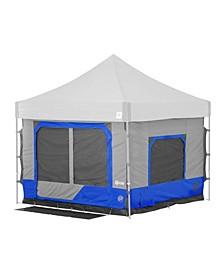 Camping Cube Straight Leg Full Enclosed Camping Cube Accessory