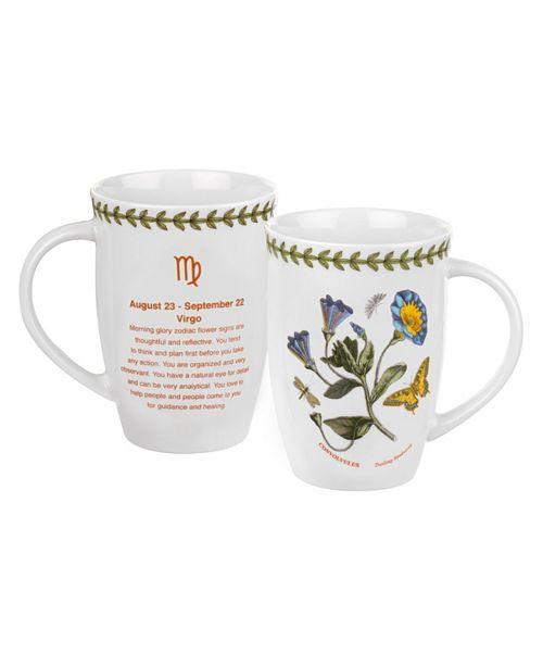 Portmeirion Botanic Garden Virgo Mug Morning Glory