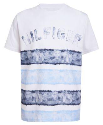 Tommy Hilfiger Boys Th Star Logo Tee Shirt