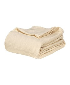 Chevron Woven All Season Blanket, King