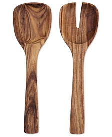 Artesano Acacia Wood Salad Server Set