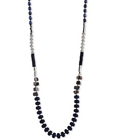 """Multi-Bead 36-1/2"""" Strand Necklace, Created for Macy's"""