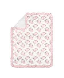 Grace Floral Baby Blanket