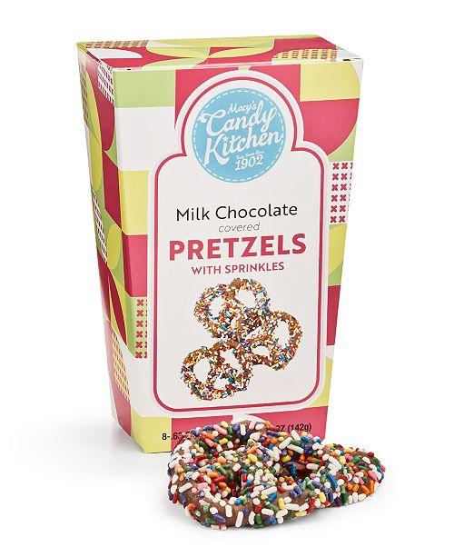 Candy Kitchen Milk Chocolate-Covered Pretzels