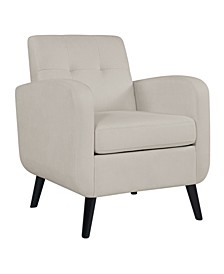 Thoms Mid Century Modern Arm Chair Set
